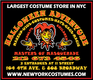 mention zombie crawl at halloween adventure - Halloween Store 14th Street Nyc