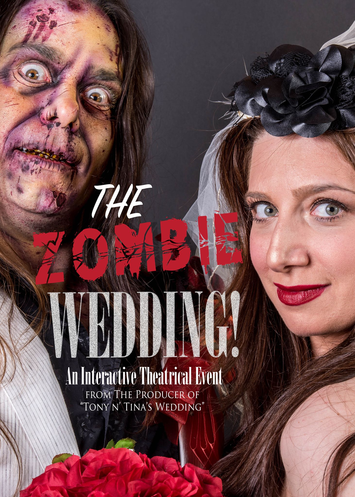 The Zombie Wedding Nyc Zombie Crawl