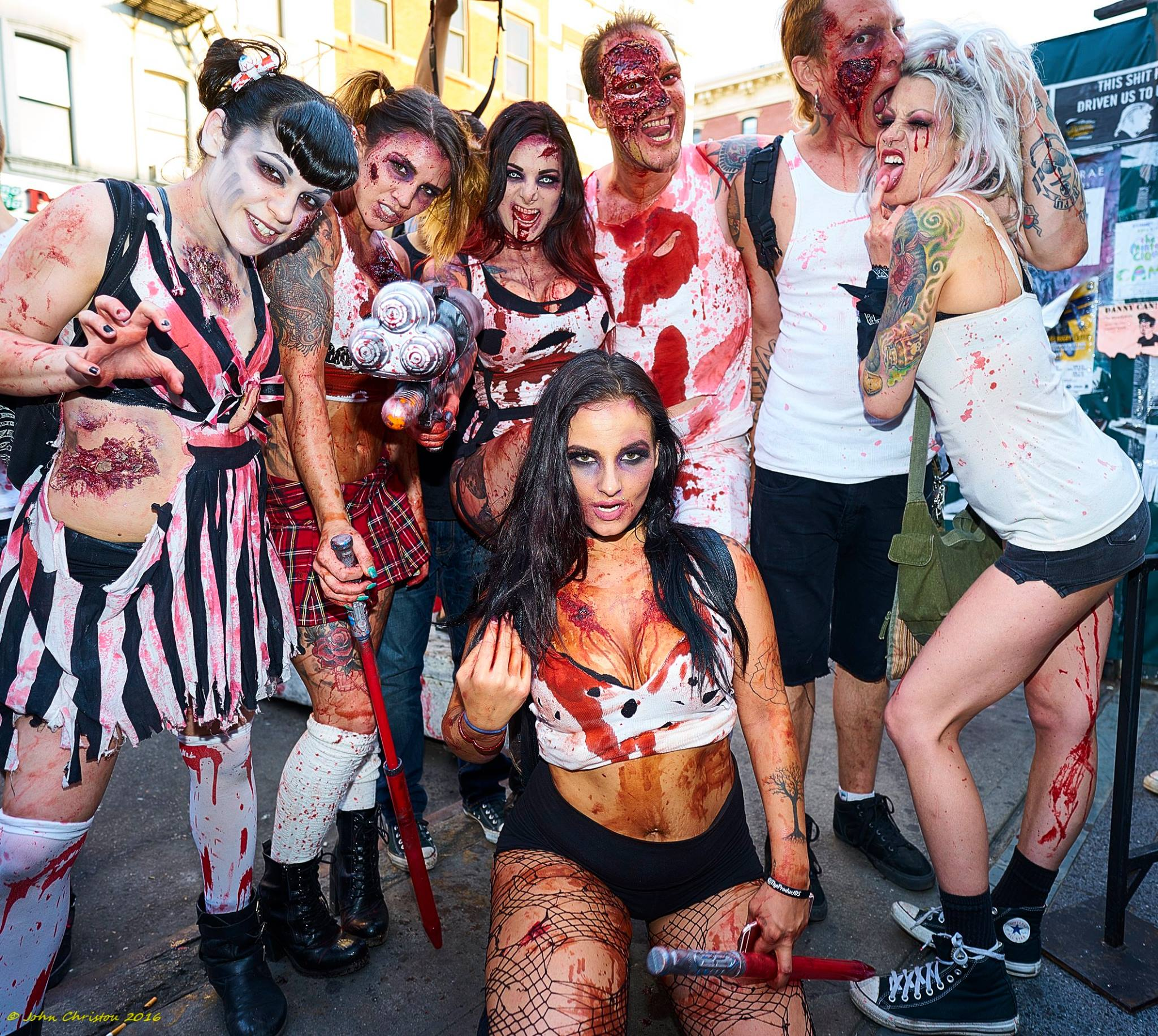 NYC Zombie Crawl