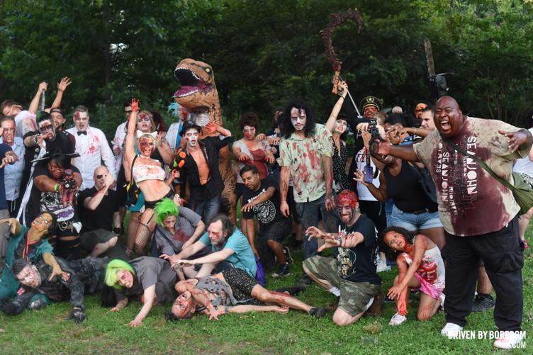 marche zombie day